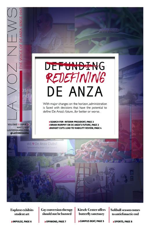De Anza La Voz May 7 2018