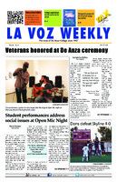 De Anza La Voz November 17 2014