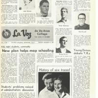 De Anza La Voz October 18 1968