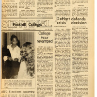 Foothill Sentinel October 20 1978