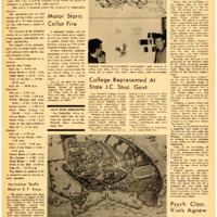 The Sentinel, Foothill College Newspaper, November 21, 1958