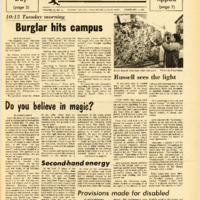 Foothill Sentinel February 1 1974