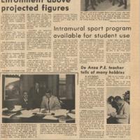 De Anza La Voz October 1 1971