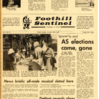 Foothill Sentinel February 5 1965