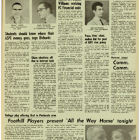 Foothill Sentinel January 8 1963