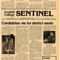 Foothill Sentinel March 4 1977