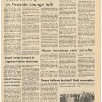 De Anza La Voz November 10 1972