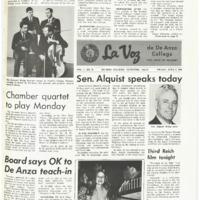 De Anza La Voz April 5 1968