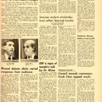 Foothill Sentinel November 12 1965