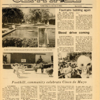 Foothill Sentinel May 12 1978