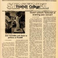 Foothill Sentinel November 11 1979