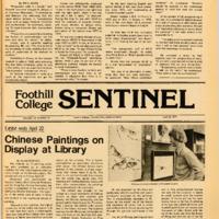 Foothill Sentinel April 22 1977