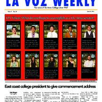 De Anza La Voz June 16 2014