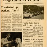 Foothill Sentinel September 30 1977