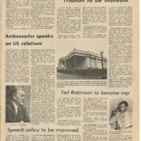 De Anza La Voz January 19 1973
