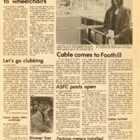 Foothill Sentinel October 4 1985