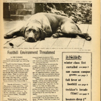 Foothill Sentinel October 10 1975