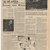 De Anza La Voz September 27 1974