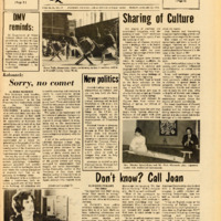Foothill Sentinel January 25 1974