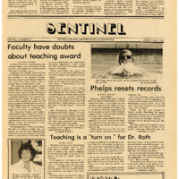Foothill Sentinel May 9 1975
