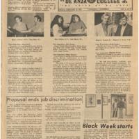 De Anza La Voz February 16 1973