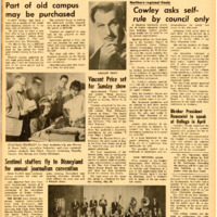 Foothill Sentinel March 29 1963