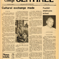 Foothill Sentinel October 8 1976