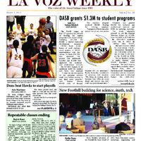 De Anza La Voz March 4 2013