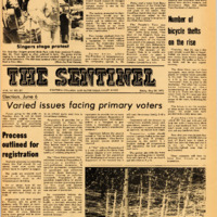 Foothill Sentinel May 26 1972