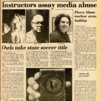 Foothill Sentinel December 11 1981