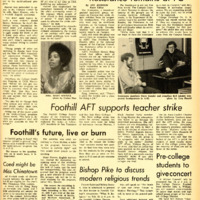 Foothill Sentinel January 17 1969