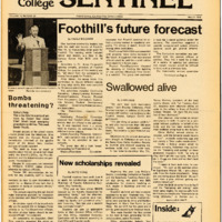 Foothill Sentinel May 21 1976