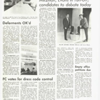 De Anza La Voz October 6 1967