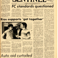 Foothill Sentinel January 29 1971