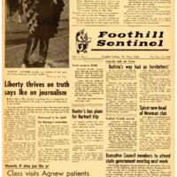 Foothill Sentinel November 13 1959