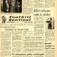Foothill Sentinel February 28 1969