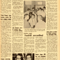 Foothill Sentinel February 8 1963