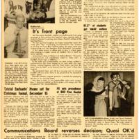 Foothill Sentinel December 7 1962