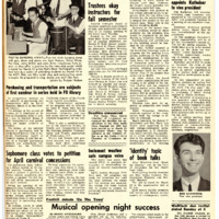 Foothill Sentinel March 9 1962