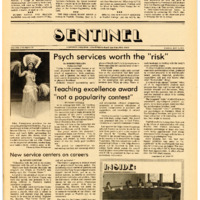 Foothill Sentinel May 2 1975