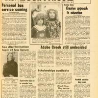 Foothill Sentinel November 8 1974