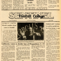 Foothill Sentinel May 23 1980