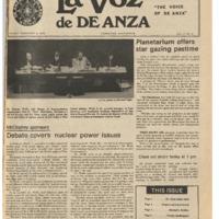 De Anza La Voz February 6 1976