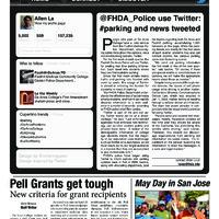 De Anza La Voz May 7 2012