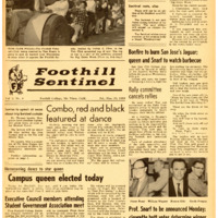 Foothill Sentinel November 20 1959