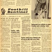 Foothill Sentinel April 24 1959