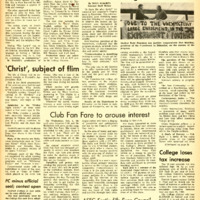 Foothill Sentinel September 29 1967