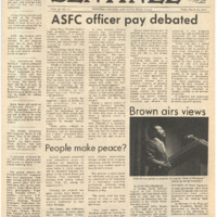 Foothill Sentinel March 12 1971