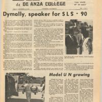 De Anza La Voz November 16 1973