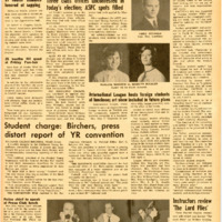 Foothill Sentinel February 21 1963